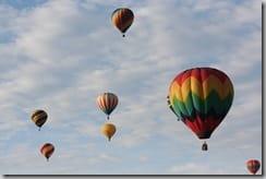 Hot Air Balloon Festival Colorado Springs 2008 13