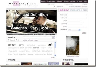 myartspace
