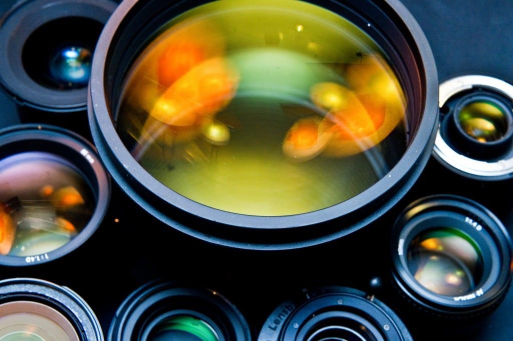 photographic lenses aperture