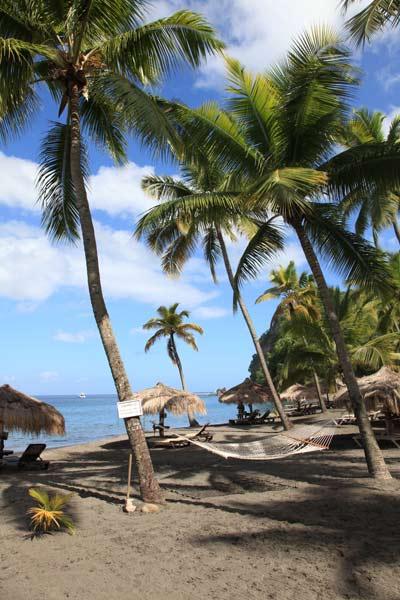 St Lucia Beach Photo by Emily Mott