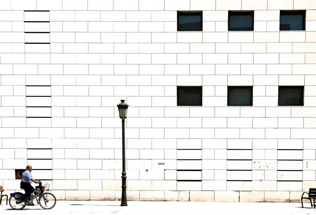 Alone, photograph by Jose Luis Vilar Jordán