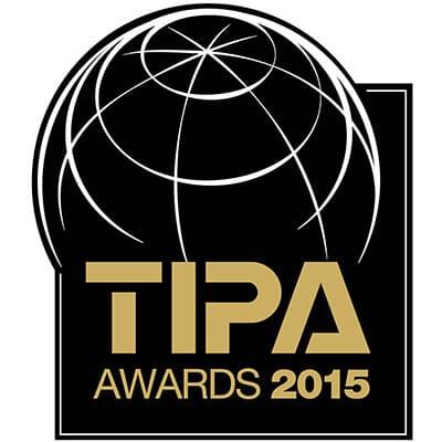 tipa awards 2015