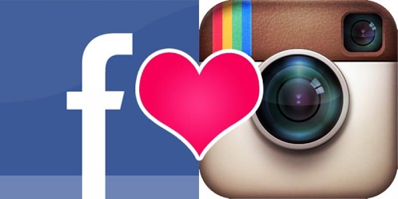 Facebook Instagram love