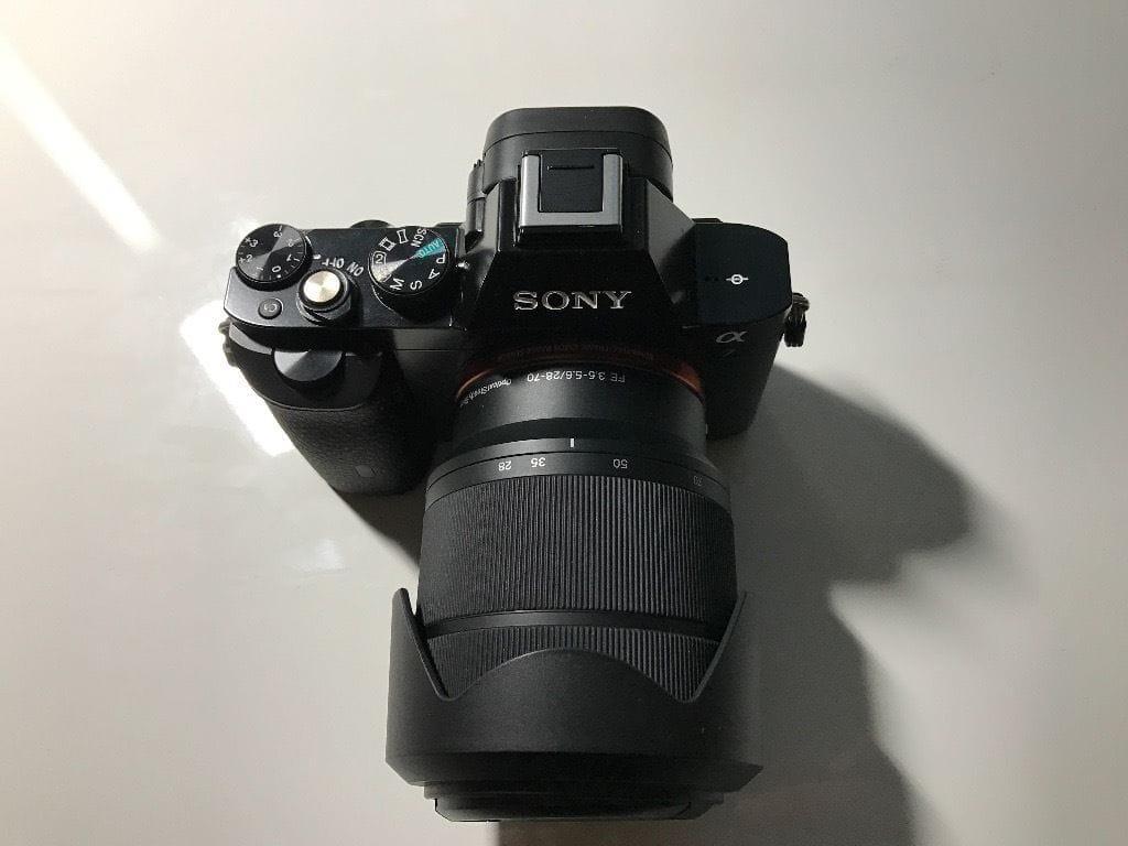 Sony a7000